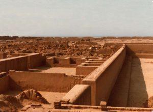 Chan Chan - Trujillo - Perú (1982)
