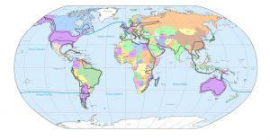 Itinerario - Una Familia, Un sueño, Un Viaje - La Vuelta al Mundo en 80 Meses