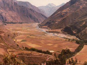 Valle Sagrado de los Incas - Cuzco - Perú (1983)