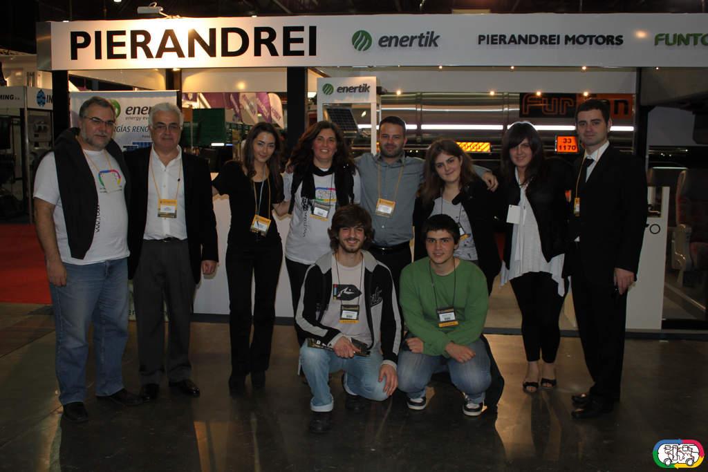 Con Nuestros Amigos Pierandrei - Funtoro - Enertik - Pierandrei