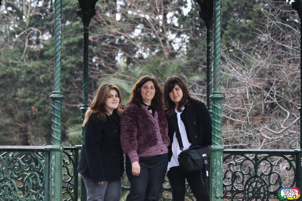 en la Plaza Sicilia